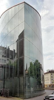 Haus der Wirtschaftsförderung in Duisburg
