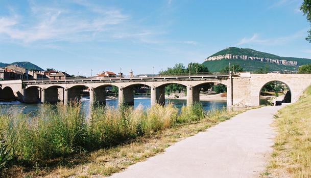 Pont Lerouge, Millau