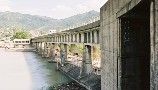 Barrage de l'Escale