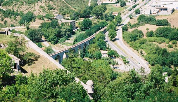 Pont ferroviaire de Sisteron