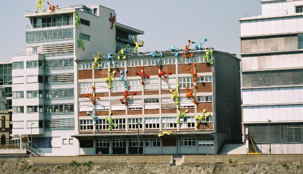 Medienhafen, Düsseldorf – Kaistrasse 16-18