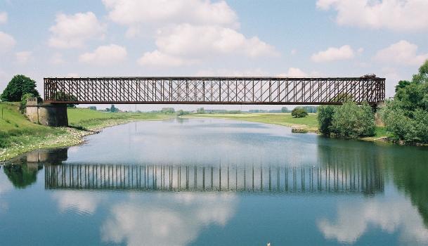 Griethausener Brücke, Kleve