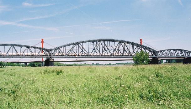 Haus-Knipp-Brücke, Duisburg