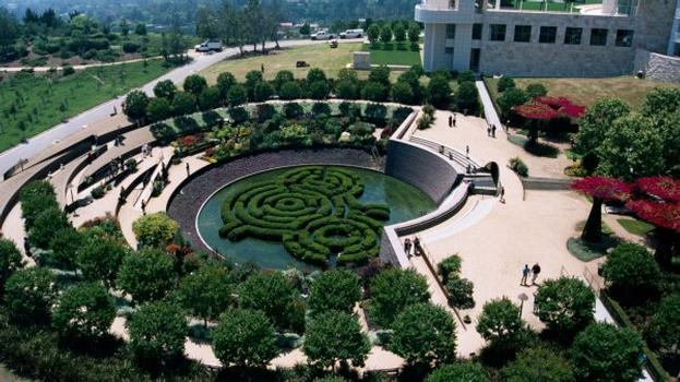 The Getty Center, Los Angeles