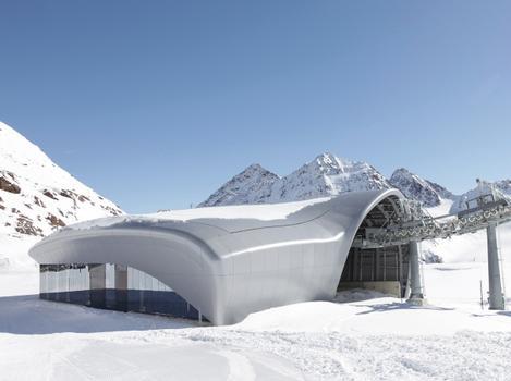 Wildspitzbahn Valley Station