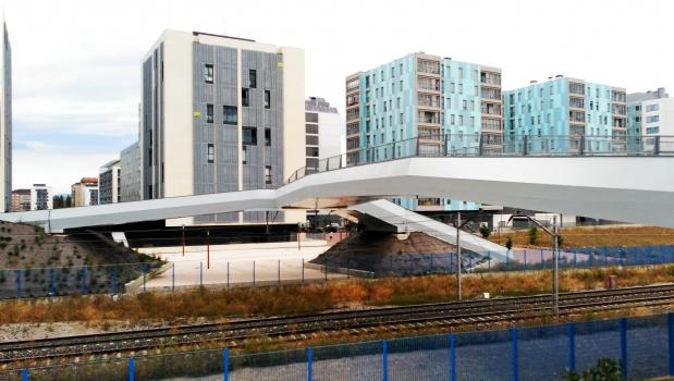 Zabalgana Footbridge