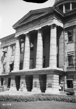 Old Illinois State Capitol
