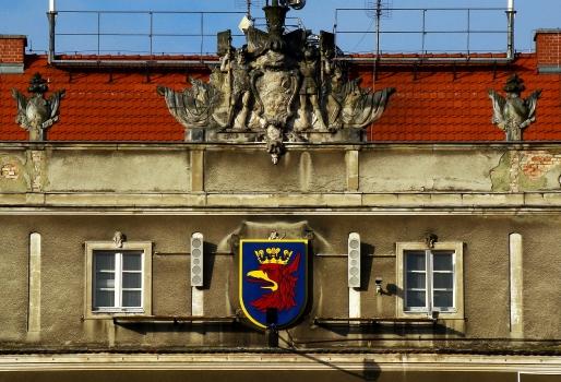 Neues Rathaus von Stettin
