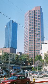 ARCO Tower & 1100 Wilshire, Los Angeles.
