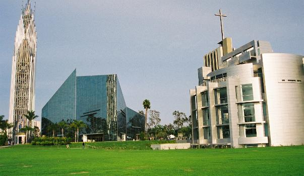 Crean Tower, Crystal Cathedral, International Center for Possibility Thinking