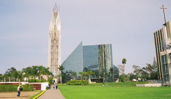 Crean Tower, Crystal Cathedral