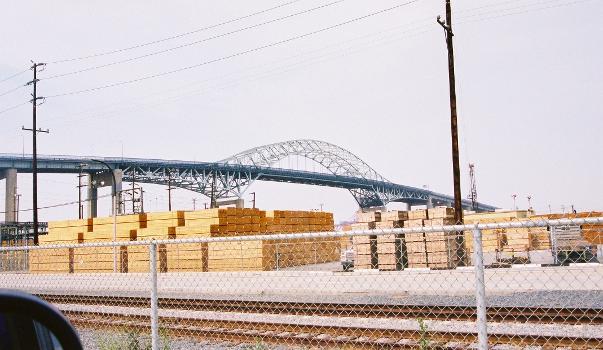 Gerald Desmond Bridge, Los Angeles/Long Beach