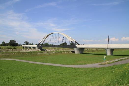 Eisenbahnbrücke Lustenau