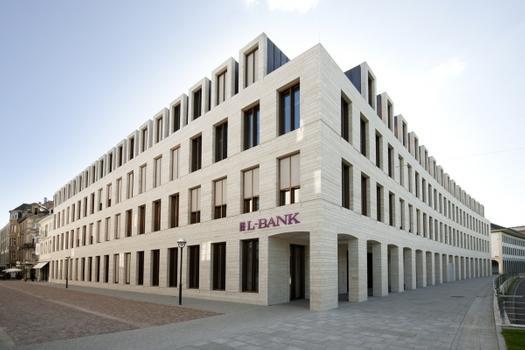 L-Bank Building in Karlsruhe