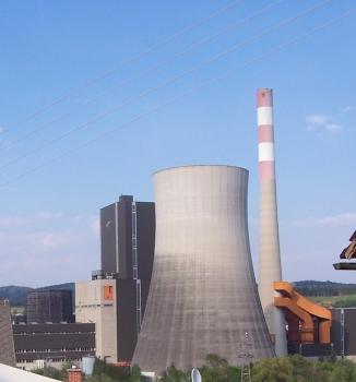 Voitsberg 3 Cooling Tower