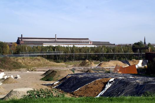Westpark-Steg, Bochum