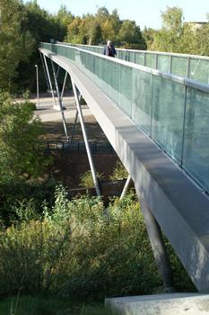 Nordpolbrücke, Bochum