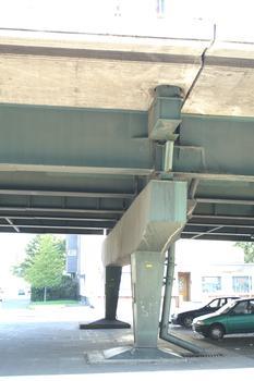 Berliner Brücke, Gelsenkirchen.