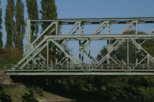 Railroad Bridge No. 344, Gelsenkirchen