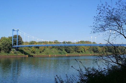 Pipeline bridge, Gelsenkirchen