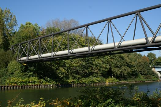 Pipeline Bridge, Nordsternpark, Gelsenkirchen