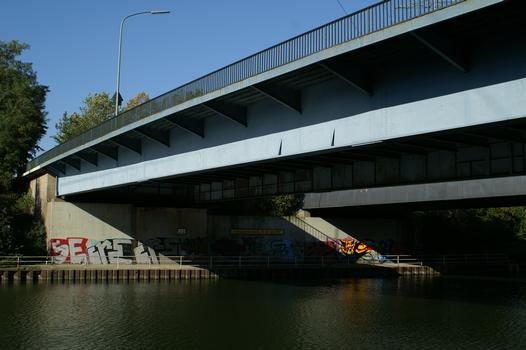 Grothusstrasse Bridge, Gelsenkirchen