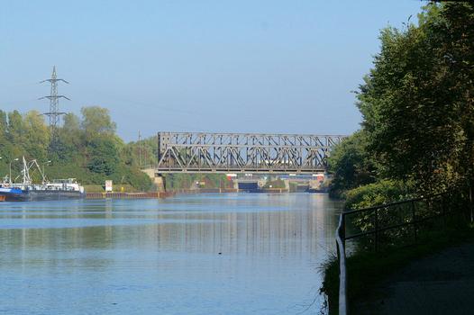 Pont ferroviaire no. 341, Gelsenkirchen