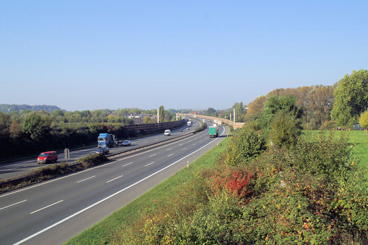 Autobahn A2, Gladbeck