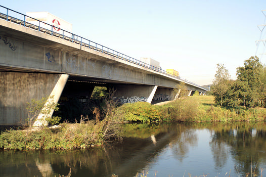 A43-Autobahnbrücke über die Ruhr, Witten
