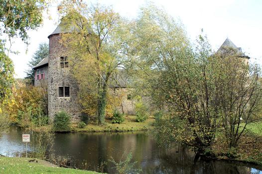 Wasserburg Haus zum Haus, Ratingen