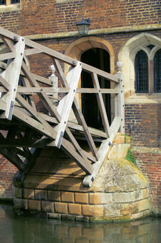 Mathematical Bridge (Cambridge, 1749)