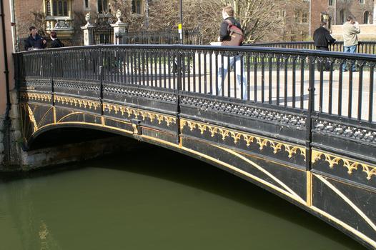 Magdalene Bridge, Cambridge