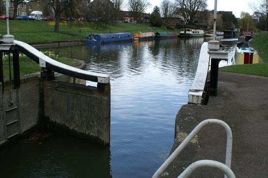 Jesus Lock, Cambridge