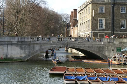 Silver Street Bridge, Cambridge