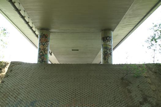 Pont du Werstener Feld, Düsseldorf