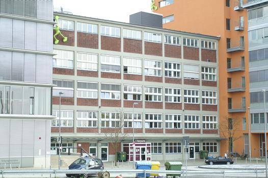 Roggendorf-Speichergebäude, Medienhafen, Düsseldorf