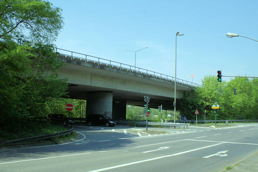 Theodor-Heuss-Brücke, Essen