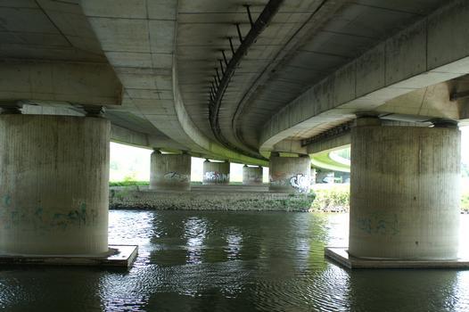 Konrad-Adenauer-Brücke, Essen