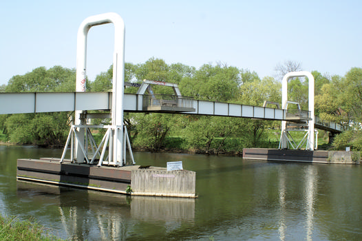 Holtey Footbridge, Essen