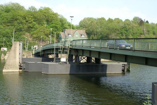 Ponton à Bochum-Dahlhausen