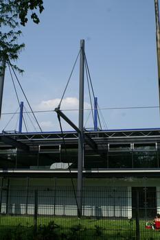 Schwimmstadion, Duisburg-Wedau