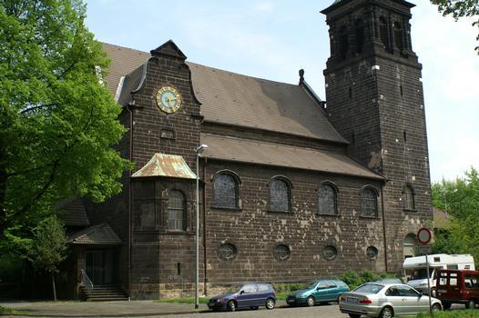 Christuskirche, Duisburg