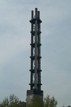 Stadtwerketurm, Duisburg