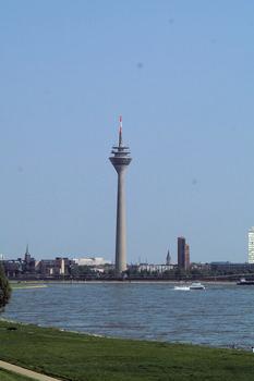 Rheinturm, Düsseldorf
