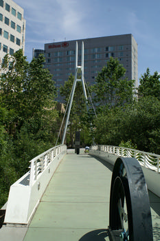 Children's Bridge, San Jose, California