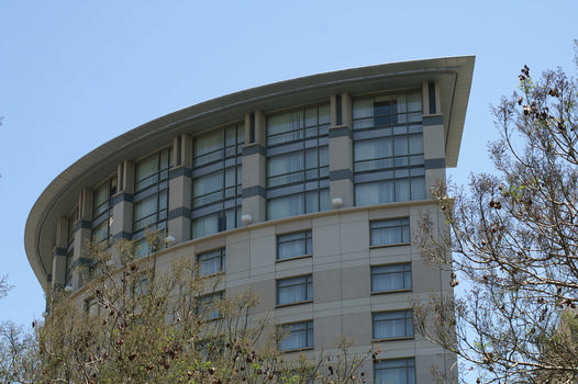 Fairmont Hotel Annex, San Jose, Kalifornien