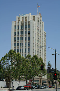Vintage Tower, San Jose, Kalifornien