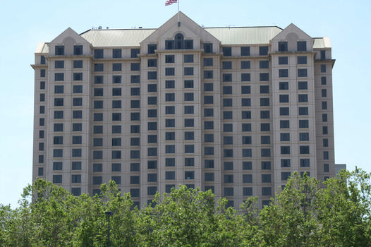 Fairmont Hotel, San Jose, Californie