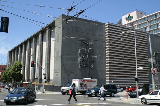 Mission Street Substation, San Francisco