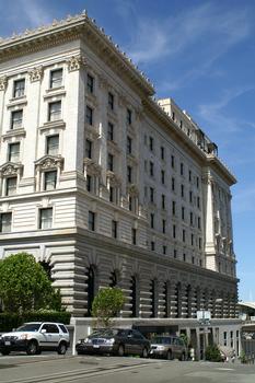 Fairmont Hotel, San Francisco